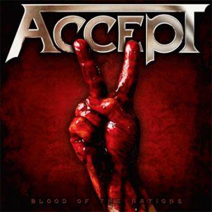 容樂團 / 血世界 Accept / Blood Of The Nations