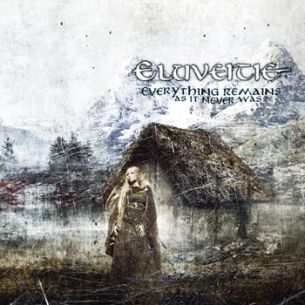 懾魂史詩樂團 / 消拭的痕跡 Eluveitie / Everything Remains As It Never Was
