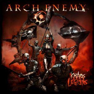 罪惡之神樂團 / 混沌大軍 Arch Enemy / Khaos Legions