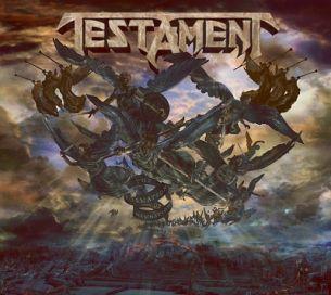 聖約樂團 / 大軍殲滅 TestAmenT / The Formation Of Damnation