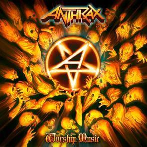 炭疽熱樂團 / 鞭金崇拜 初回盤 Anthrax / Worship Music (/w Slipcase )