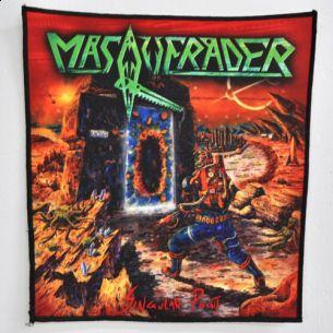 Masquerader專輯版限量大布章 .
