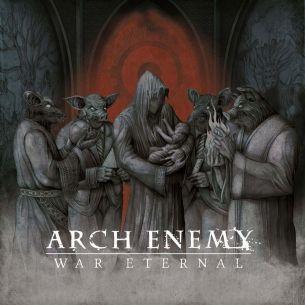罪惡之神樂團 / 永恆戰役 Arch Enemy / War Eternal