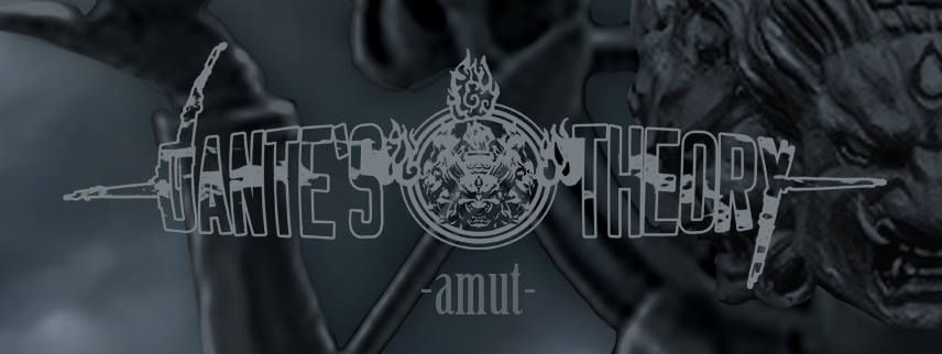 Dante's Theory – Iron Coffin lyric video (Amut EP 2017)
