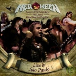 萬聖節樂團 / 守護者遺產世界巡禮聖保羅現場精選DVD Helloween / Keeper of the Seven Keys – The Legacy
