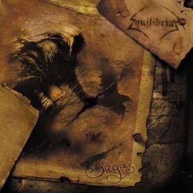 遠古力衡樂團 / 不朽傳奇 CD+DVD影音特典 Equilibrium / Sagas CD+DVD