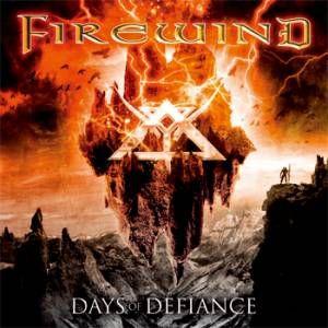 烈火風暴樂團 / 全力反抗 Firewind / Days Of Defiance