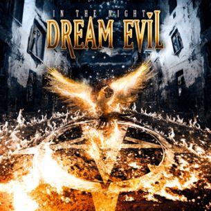 夢境狂魔樂團 / 惡夜 Dream Evil / In The Night