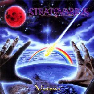 騰雲樂團 / 幻影 Stratovarius / Visions