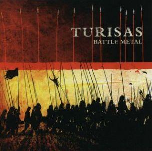 戰神突里薩 / 金屬戰役 Turisas / Battle Metal