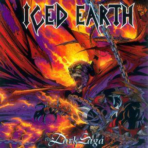 冰凍大地樂團 / 黑暗傳奇 Iced Earth / The Dark Saga