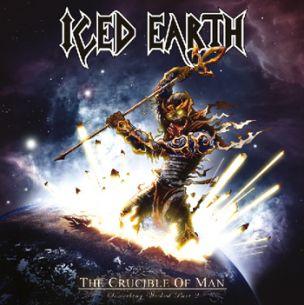 冰凍大地樂團 / 嚴酷試煉 Iced Earth / The Crucible of Man