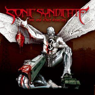 音速結社樂團 / 烈愛與傷痛 CD+DVD影音震撼盤 Sonic Syndicate / Love and Other Disaste CD+DVD