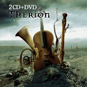 聖獸樂團 / 穿越古典與金屬 現場演唱會實錄DVD+2CD Therion / The Miskolc Experience
