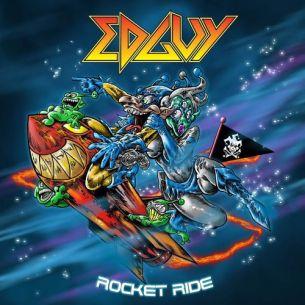 刀鋒邊緣樂團 / 超爆速飛行 Edguy / Rocket Ride