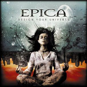 黯黑史詩樂團 / 宇宙編年史 Epica / Design Your Universe
