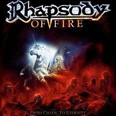 狂想曲樂團 / 永恆的混沌  Rhapsody Of Fire / From Chaos To Eternity (Digipack)