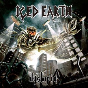 冰凍大地樂團 / 決戰異世界 Iced Earth / Dystopia
