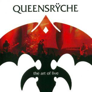 德國女皇樂團 / 臨場藝術 現場實況精選 Queensryche / The Art of Live