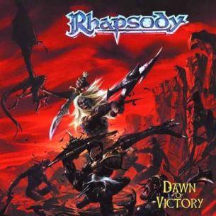 狂想曲樂團 / 決戰黎明 Rhapsody / Dawn Of Victory