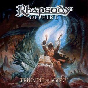 狂想曲樂團 / 光輝凱旋 Rhapsody Of Fire / Triumph or Agony
