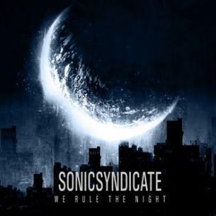 音速結社樂團 / 黑夜制裁者 CD+DVD影音特典 Sonic Syndicate / We Rule The Night CD+DVD