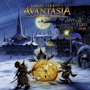 艾凡塔西亞 / 神秘時光 2CD加值盤 Avantasia / The Mystery Of Time Ltd. 2 CD Edition