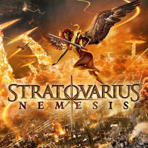 騰雲樂團 / 大敵當前 (精裝加值盤) STRATOVARIUS / Nemesis (Ltd. Digipack Edition with Bonus Tracks)