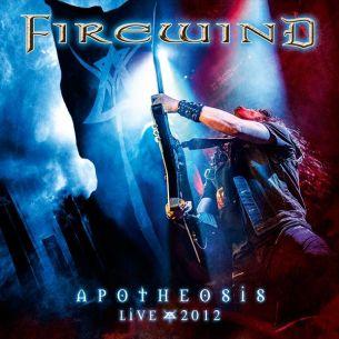 烈火風暴樂團 / 2012出神入化演唱會 Firewind / Apotheosis Live 2012