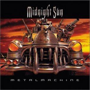 午夜炙陽樂團 / 金屬戰車 Midnight Sun / Metal Machine