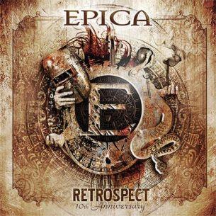 黯黑史詩樂團 / 璀璨十年回顧演唱會(3CD) Epica / Retrospect (3CD)