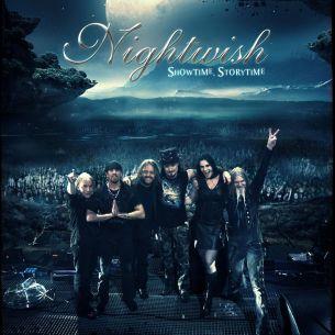 日暮頌歌樂團 / 迷月之夜 現場演唱會2CD Nightwish / Showtime, Storytime