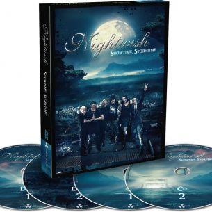 日暮頌歌樂團 / 迷月之夜 現場演唱會 2CD+2DVD 豪華限定版 Nightwish / Showtime, Storytime Special Edition 2DVD+2CD