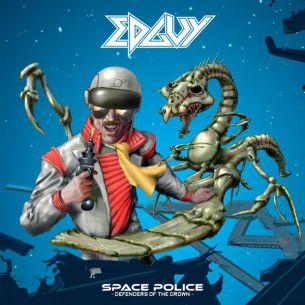 刀鋒邊緣樂團 / 太空戰警:誓死捍衛 2CD Edguy / Space Police: Defenders of the Crown 2CD