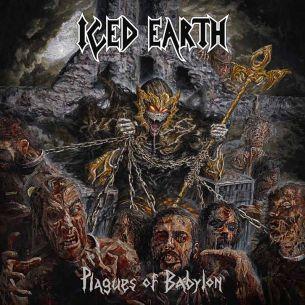 冰凍大地樂團 / 黑死浩劫 Iced Earth / Plagues Of Babylon