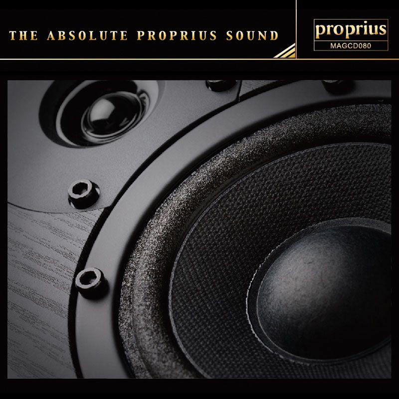 靚碟王-發燒尊爵精裝版  The Absolute Proprius Sound