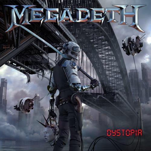 Megadeth / Dystopia (Made in E.U)
