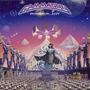 伽瑪射線樂團 / 金字塔發電廠 Gamma Ray / Power Plant