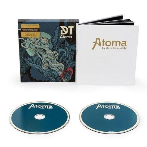 Dark Tranquillity / Atoma (2CD-Mediabook in Slipcase)