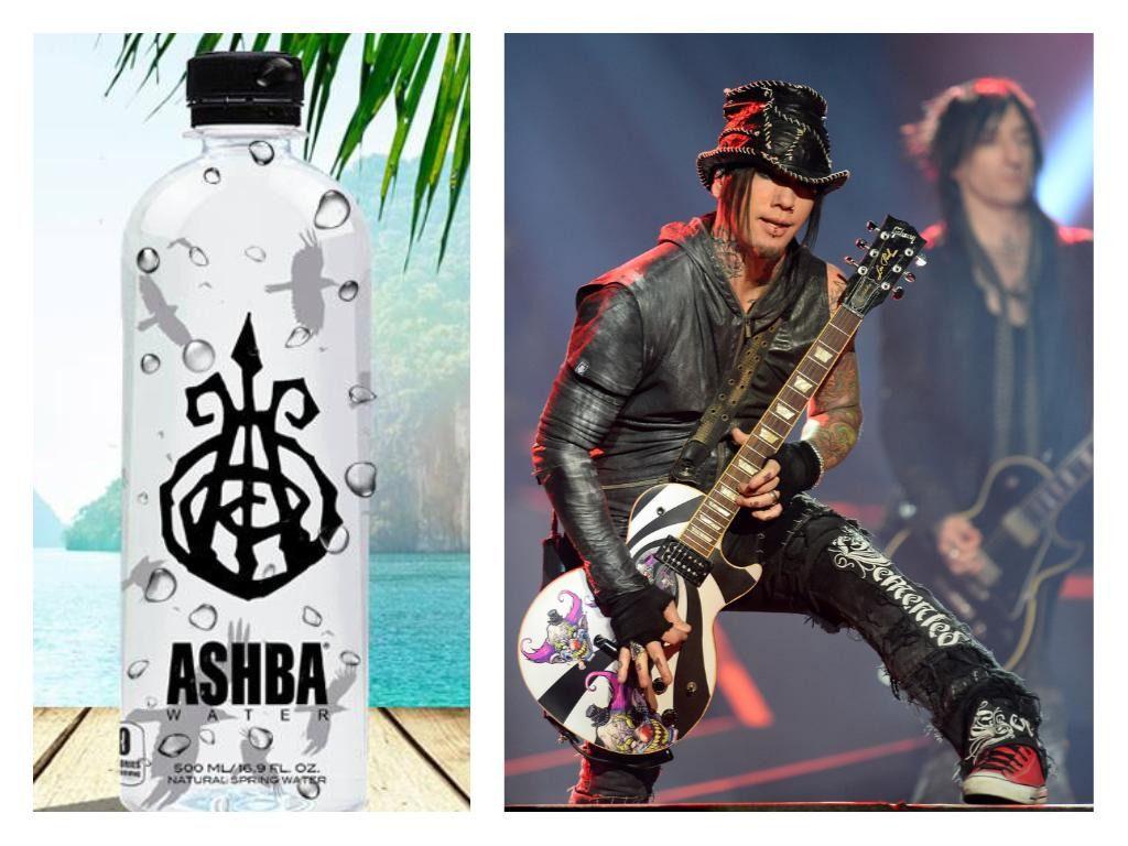 前Guns N' Roses吉他手DJ Ashba親手打造新產品,就是要玩水!