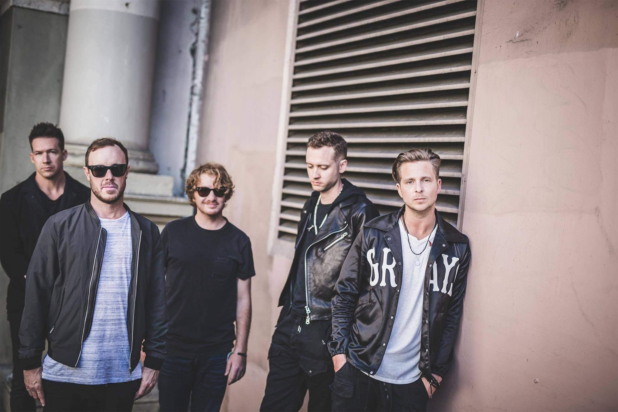 Coldplay後,再圓歌迷夢想,共和世代(OneRepublic)九月來台開唱!(9/17)